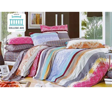 xl comforter set college ave bedding comforter
