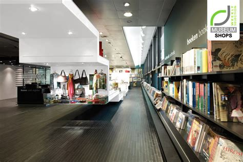 museum amsterdam shop retail design blog