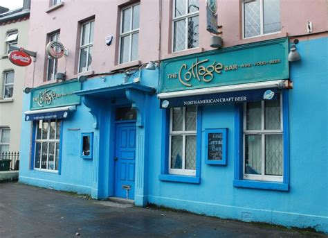 Cottage Bar by Us Vulture Fund Cerberus To Auction Salthill Pub