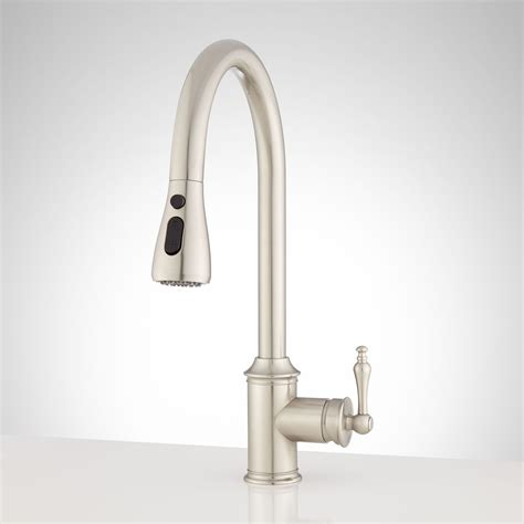 kitchen faucet single hole ravenna single hole pull down kitchen faucet kitchen