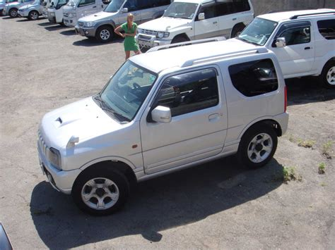 Suzuki Automatic For Sale Used 2003 Suzuki Jimny Photos Gasoline Automatic For Sale
