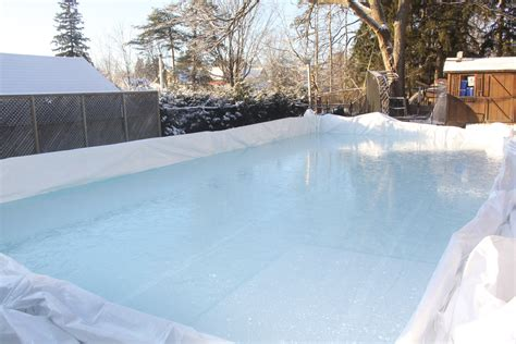 backyard ice rink tips backyard ice rink maintenance tips outdoor furniture