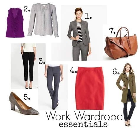Work Wardrobe by Building A Remixable Work Wardrobe Series Part 3 Work