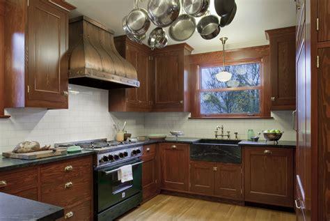 laurelhurst 1912 craftsman kitchen after hooked on houses
