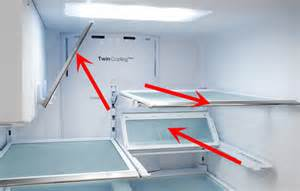 How To Remove Glass Shelf From Samsung Refrigerator samsung rf31fmesbsr refrigerator review reviewed refrigerators