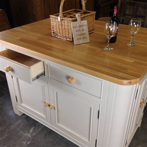 kitchen island unit wolds furniture company