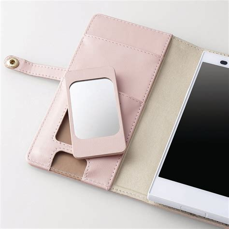 Mirror All Type Hp news smartphone cover of notebook type to be usable