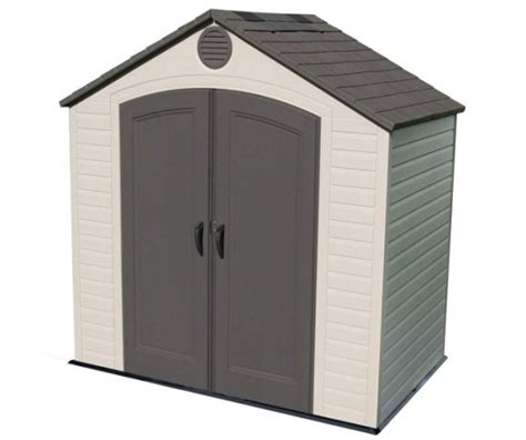 Lifetime Outdoor Storage Shed Lifetime 6418 8 X 5 Storage Shed On Sale With Fast Free