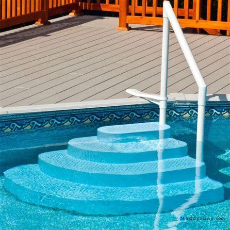 swimming pool wedding cake step swimming pool ladders
