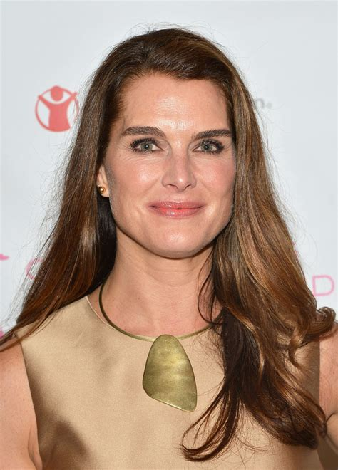brook shields brooke shields for mac cosmetics popsugar beauty
