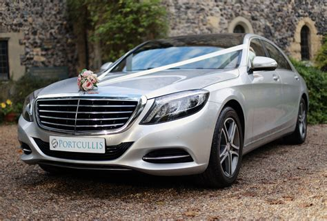 Wedding Car by Wedding Car Hire Canterbury Kent Portcullis Uk