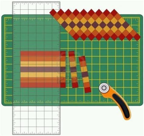 Patchwork Borders - great idea for borders traditional quilting