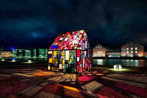 artist house tom fruin kolonihavehus