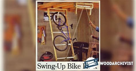 swing out bike rack swing up bike rack woodarchivist