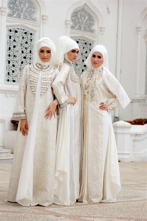 Gamis Gaun Pesta Mewah model baju gamis sifon kombinasi cantik edisi terbaru