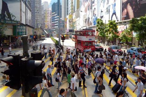 hong kong     tram ride   city
