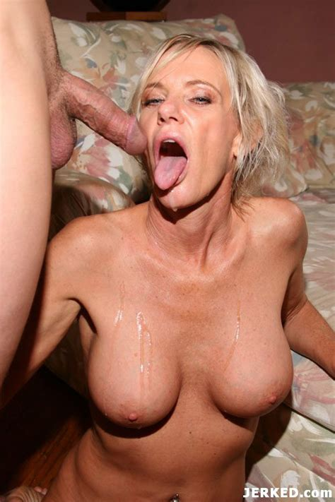 hot blonde milf sucking and fucking in hardcore sex pichunter