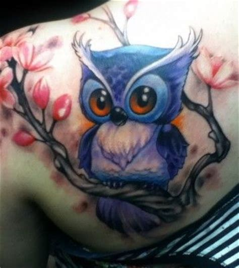 blue owl tattoo 25 best ideas about owl on owl