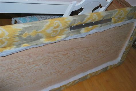 headboard cleats diy an upholstered headboard the easy how to guide the