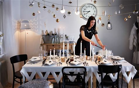 ikea decorations ring in 2016 in style have a glamorous and affordable new
