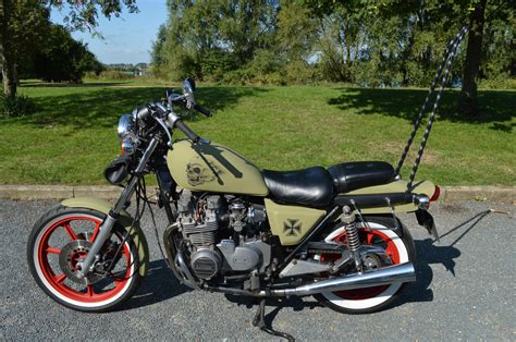 Kawasaki Motorrad Chopper by Kawasaki Kz750 Ltd Chopper Bobber Custom Made