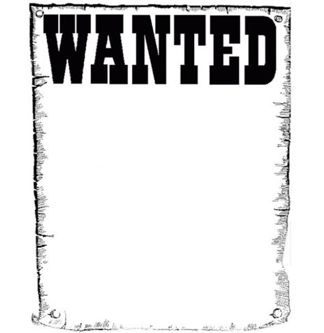 free wanted poster template for project 3 wanted poster template endangered animals