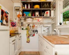 Storage Ideas For Small Kitchens by Smart Ways To Organize A Small Kitchen 10 Clever Tips