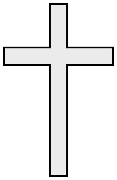 manly cross picture library  png files  clip