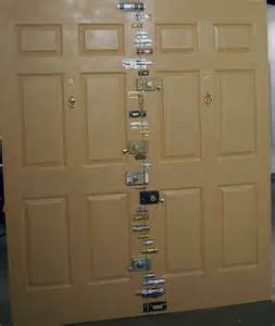 how many locks do you really need safe and sound