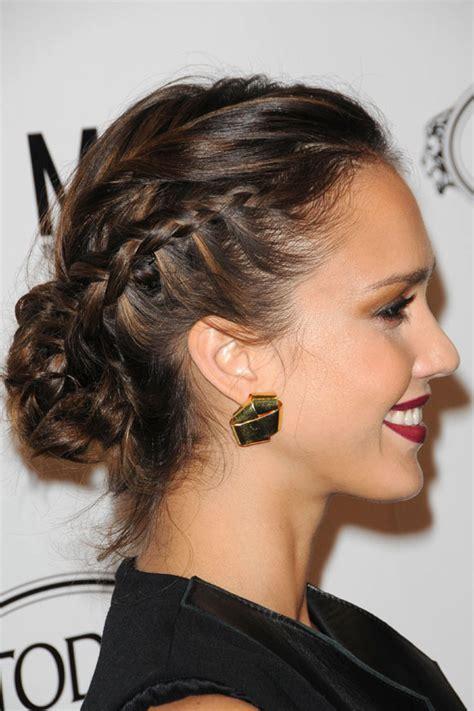 new style bun braid bun haircut style new fashion sheplanet
