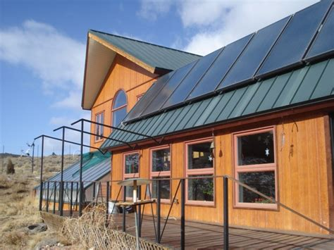 an optimally efficient grid passive and active solar
