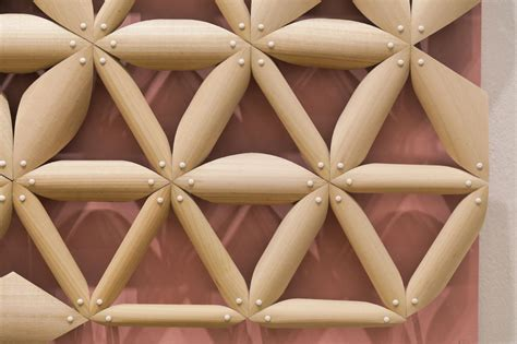 innovative materials student creates an innovative building material that shapeshifts depending on the weather