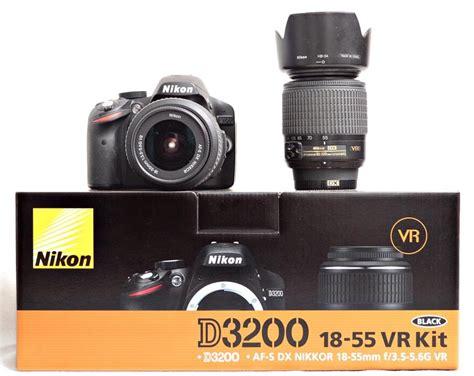 Nikon Tipe D3200 brand new nikon d3200 boxed 24mp clickbd