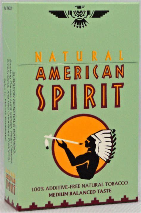 Light Blue American Spirits by Order Food Pink Dot
