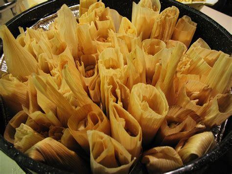 real homemade tamales recipe dishmaps