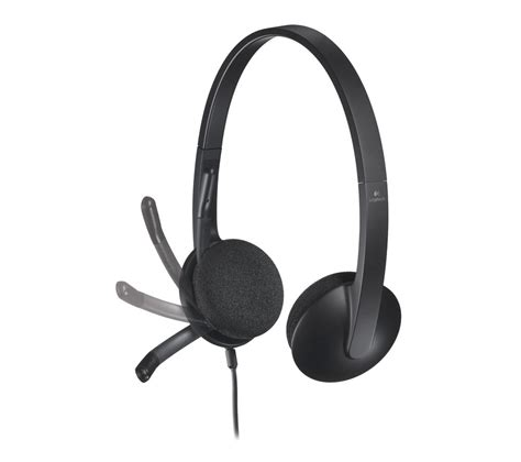 headset logitech h340 buy logitech h340 usb headset free delivery currys