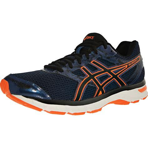 running shoes ankle asics s gel excite 4 ankle high running shoe ebay