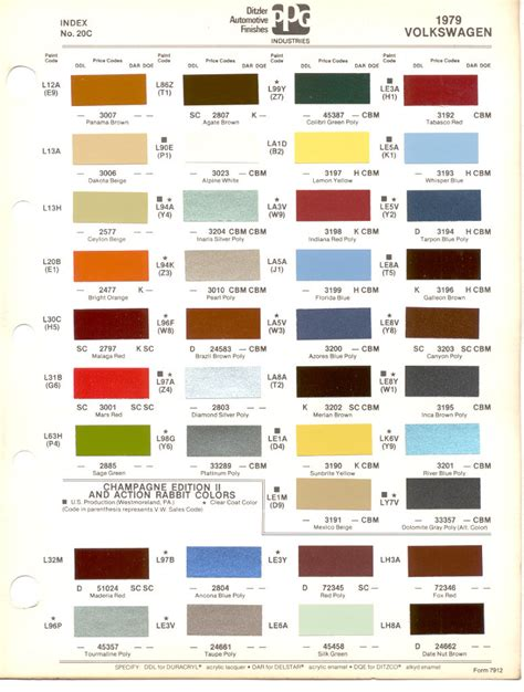 28 vw paint code lp3g thesamba gallery 1974 vw paint codes from dupont car spray