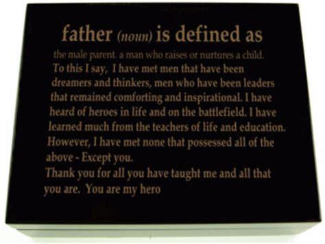 Fathers Keepsake Box Fathers Day Gift Keepsake Box New