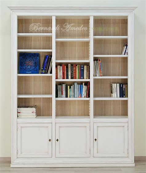 librerie in legno usate librerie scaffalature librerie