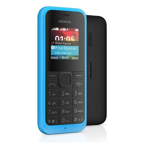 Hp Nokia 105 1 Sim nokia 105 dual sim handy schwarz tastenhandy 1 4 zoll ebay