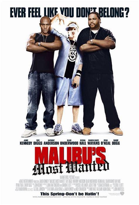 malibu most wanted trailer malibu s most wanted 2003 poster 1 trailer addict
