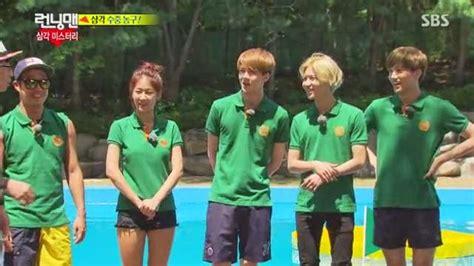 exo running man exo s sehun and kai at running man episode 209