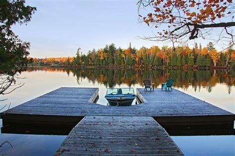 ahmic lake cottage rentals lulu s repose ahmic lake cottage rental