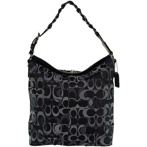 Coach Chelsea Patchwork Large Hobo by Coach Chelsea Optic Signature Large Hobo