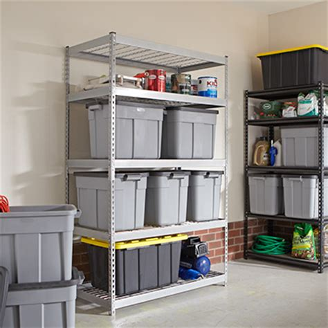 Garage Organization Totes Storage And Organization At The Home Depot