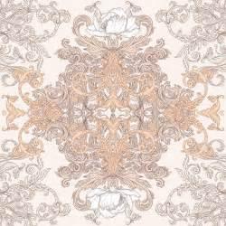Victorian Style Home Plans quot vintage vector background for textile design wallpaper