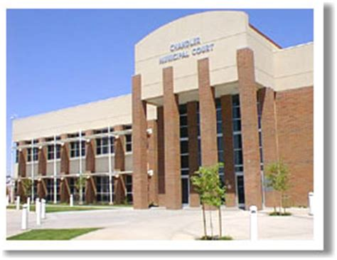 Chandler Municipal Court Records Chandler Municipal Court