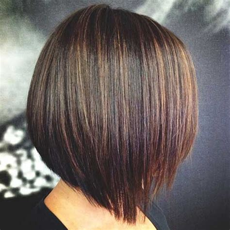 bob cut hairstyles with highlights 20 new brown bob hairstyles short hairstyles 2017 2018