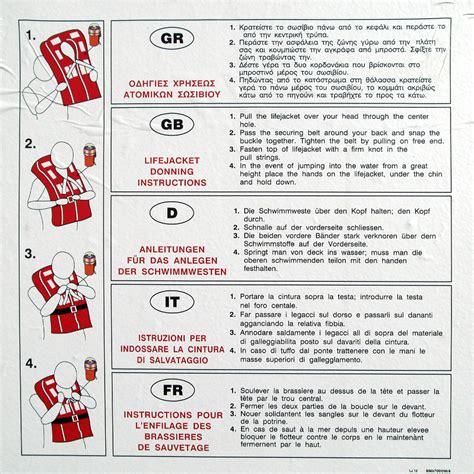 life a users manual 0099449250 file lifejacket instructions jpg wikimedia commons